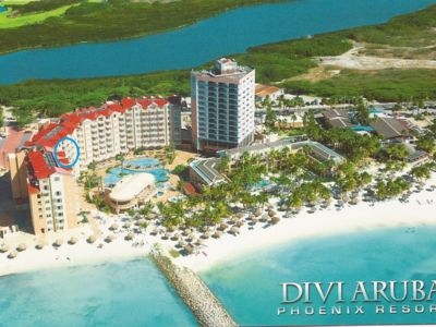 Photo for Divi Phoenix 1 BR unit with hot tub and spectacular ocean view.
