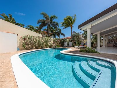 Photo for Modern House with swimming pool ~ Close to Palm Beach