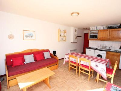 Photo for 1BR Apartment Vacation Rental in VALFREJUS