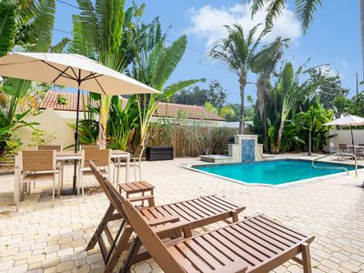 Photo for Orchid Villa - One of The Cottages on the Key