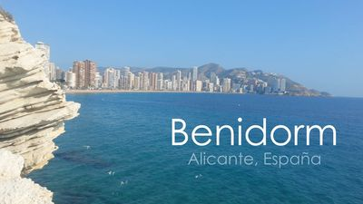 Photo for Apartment in the Heart of Benidorm - Poniente Beach