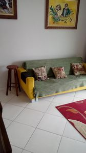 Photo for 2BR Apartment Vacation Rental in Cidade Ocian, SP