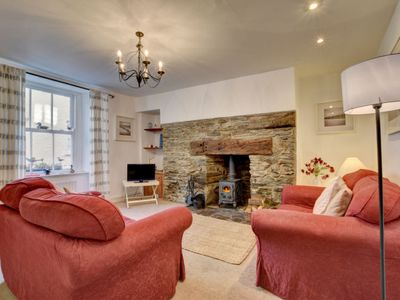 Photo for Vacation home Birds Cottage in Appledore - 4 persons, 3 bedrooms
