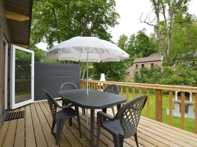 Photo for Lavish Holiday Home in Ferrières with Private Garden