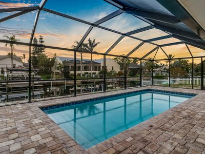 Photo for Beautiful Waterfront Pool Home, All New Furnishings, Entire Home Updated 2018
