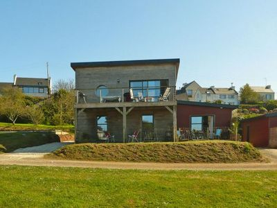 Photo for house with a beautiful view of the harbor of ABER WRAC'H 8- to 10 people