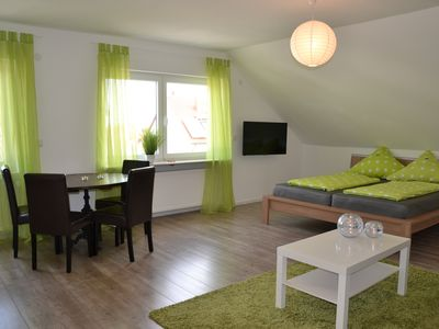 Photo for Cozy roof studio apartment ** Speyer ** conveniently located outskirts of the city