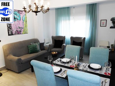 Photo for NEW!! NEW APARTMENT GRANADA SE-JI !! CITY CENTER