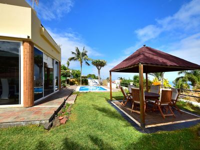 Photo for Villa Magec - up to 10 guests, with heated private pool, bar and grill, Wi-Fi