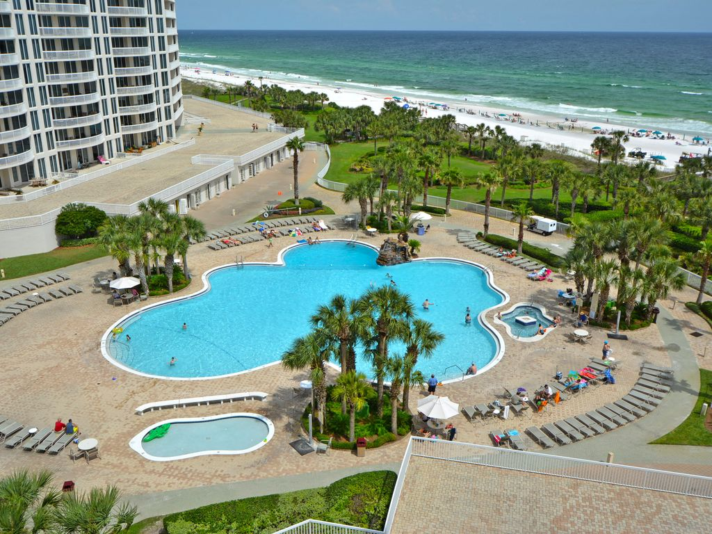 Reduced Winter Rates For This Luxury 3br Gulf Front Condo Destin Florida Panhandle Florida