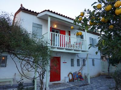 Photo for KIVERI traditional seafront cottage