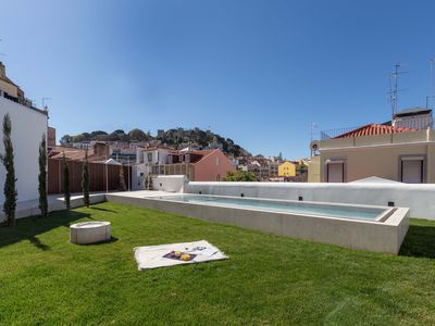 Photo for Apartment in Lisbon 331 - Mouraria
