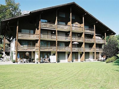 Photo for Apartment Ammerten A17  in Lenk, Bernese Oberland - 2 persons, 1 bedroom