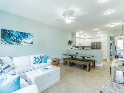 Photo for Exquisite 4 Bedroom, 3 Bath Condo! Scenic 30A Location! Close to the Beach!
