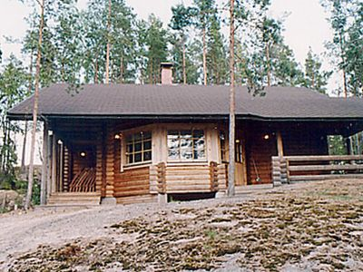 Photo for Vacation home Elimäki in Pöytyä - 12 persons, 2 bedrooms
