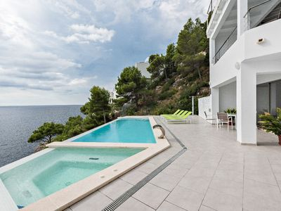 Photo for OFFER - CHALET WITH DIRECT ACCESS TO THE SEA IN COSTA CANYAMEL
