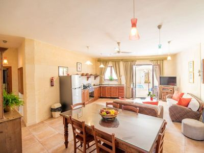 Photo for Vacation home Ta' Battista  in Xewkija, Gozo - 7 persons, 3 bedrooms
