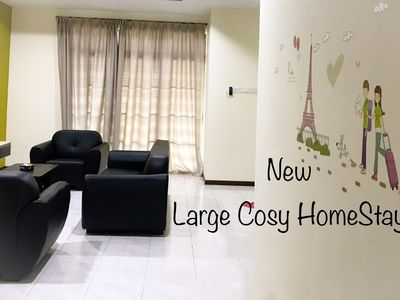 Photo for Chriz's Large & Cozy HomeStay