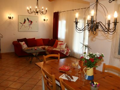 Photo for Flamants cottage 4 people Mas des Sagnes quiet and cozy 5 minutes from the sea