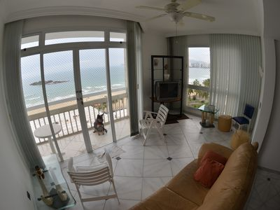 Photo for Fit Front Total Pitangueiras. On the beach road. 3 bedrooms 2 suites 2 garages