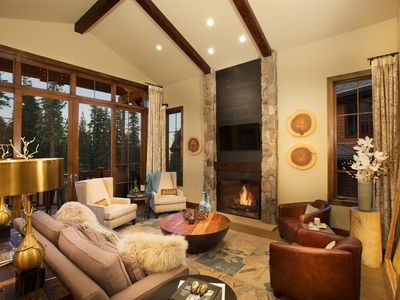 Photo for Mountainside - Deluxe Northstar Home with Modern Design and 5-STAR Amenities