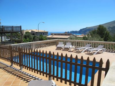 Photo for Vacation home Cala Mezquida II (CDE126) in Capdepera - 8 persons, 4 bedrooms