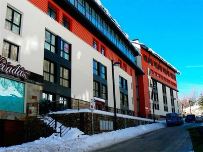 Photo for Apartment in Sierra Nevada with Lift, Parking (687294)
