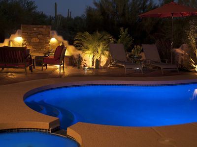 Photo for A Scottsdale/Cave-creek Resort Like Setting For Your Next Visit!