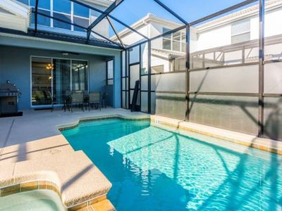 Photo for Comfortable with game room and pool! Near Disney!!