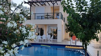 Photo for Breathtaking Mountain,Sea Views with pool Wifi  near shops and offers available