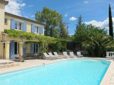 Photo for Vacation home Maison Valmoisine (ENT100) in Entrecasteaux - 12 persons, 6 bedrooms