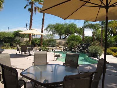 Photo for Beautiful Lake La Quinta Home with Large, Relaxing Back Yard