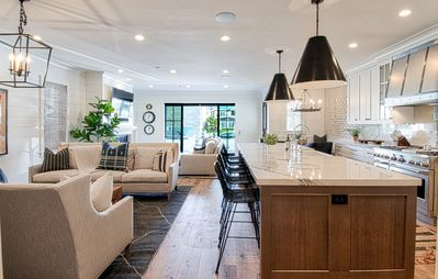 Photo for This luxurious and beautiful brand-new single family home is a coastal beauty!