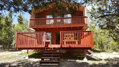 Photo for Oak Woods Cabin, Mt. Pleasant, Utah: Your Mountain Home Away From Home. 🌲🌲🌲