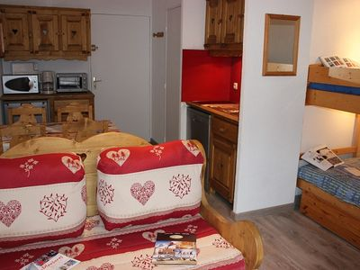 Photo for VAL THORENS 4 PERS RENOVATED NICE APARTMENT