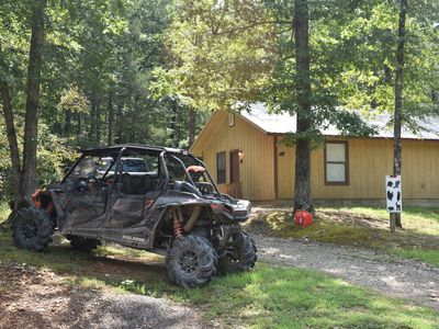 Cottage - Closest Campground to Wolf Pen Gap's North Trailhead