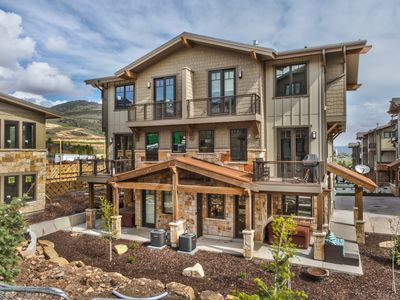 Photo for Luxury Townhome at the Base of Canyons Village
