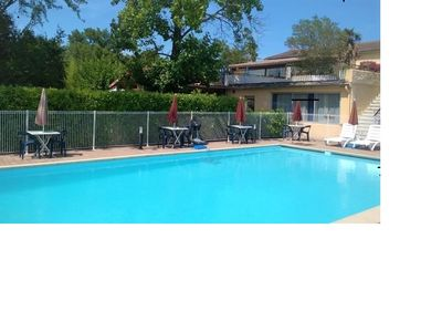 Photo for apparthotel in the countryside with pool gorges de l'Ardèche