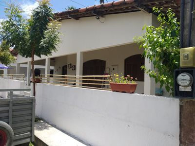Photo for House with 5 bedrooms 80m from the most beautiful and quiet beach of Maragogi.