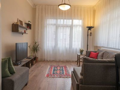 Photo for Bright, Cozy and Central Located Apartment