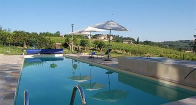 Photo for LARGE SALTWATER * - POOL !!  15 x 4 meters! - Free WiFi