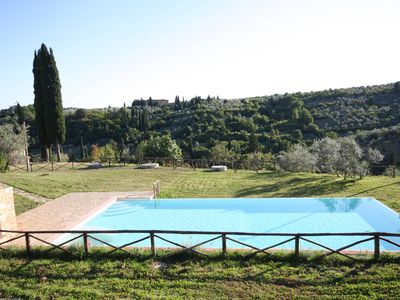 Photo for CHARMING APARTMENT in Grassina with Pool & Wifi. **Up to $-97 USD off - limited time** We respond 24/7