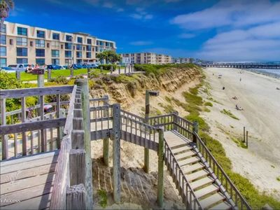 Amazing beachfront condo, doesn't get any better!