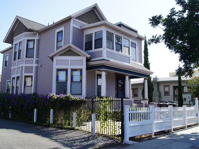 Photo for Historic Victorian 1BR / 1BA - Close To Convention Center
