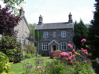Photo for Ashfield cottage in Crickhowell with views of Usk Valley,and Brecon Beacons.