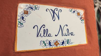 Photo for Villa Nuba,Bonfigli apt. - Spa room,fire place,wifi,pool with salt-heated water
