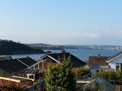 Excellent Holiday House With Sea Views Paignton Download Free Architecture Designs Scobabritishbridgeorg
