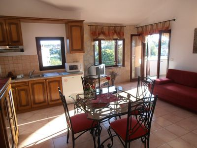 Photo for Villa Linet / Superior apartment with 1 bedroom (2 adults)