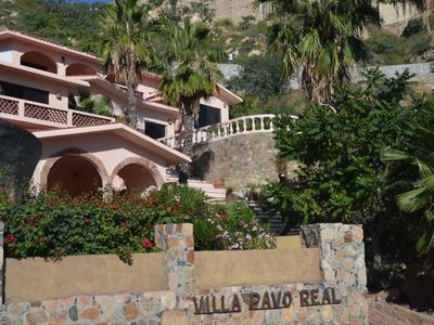 Photo for Villa with PRIVATE POOL and GREAT VIEW of the water. In Pedregal with security