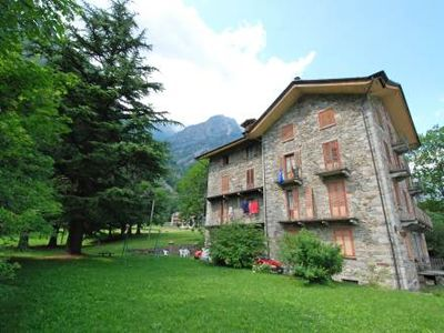 Photo for 1BR Apartment Vacation Rental in Aosta, Aosta Valley